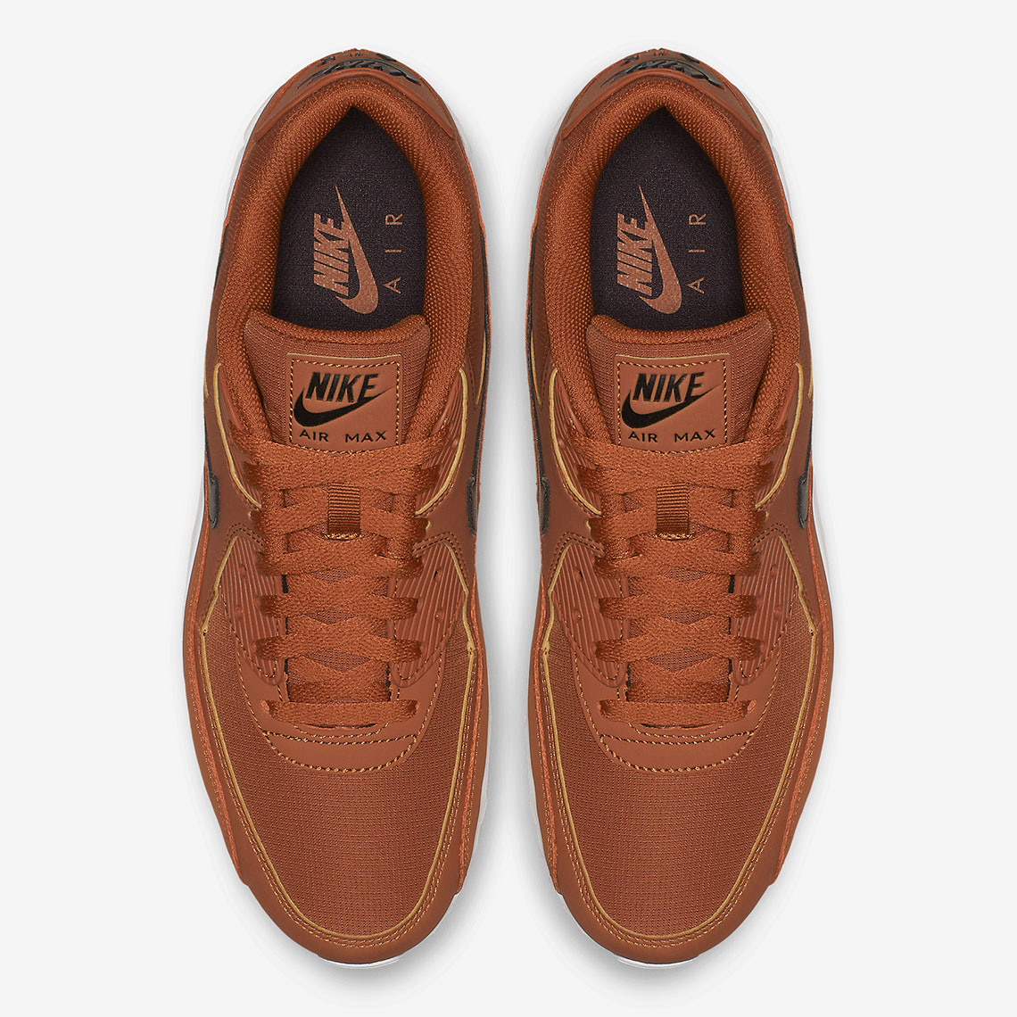 huge discount fc3f7 22762 Nike Air Max 90 Dark Russet Is Coming Soon All Snkrs