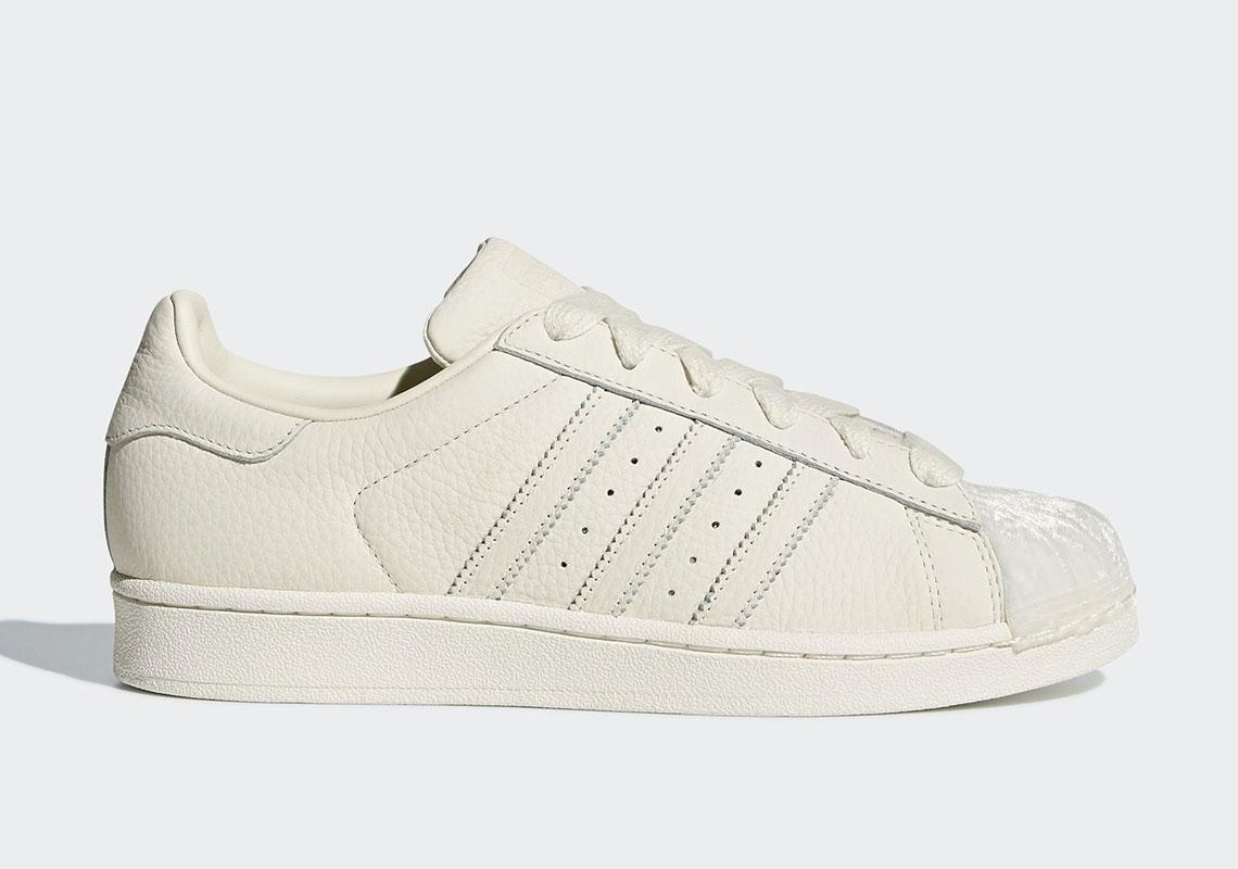 brand new 02008 c0b6f Adidas Superstar Tonal Pack Wmns Release Info Sneakernews
