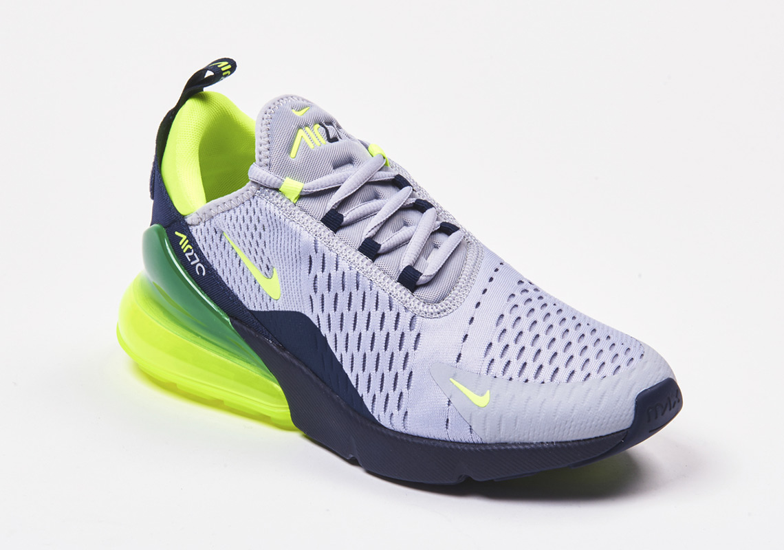 Nike Air Max 270 Home/Away Seattle Release Info | SneakerNews.com
