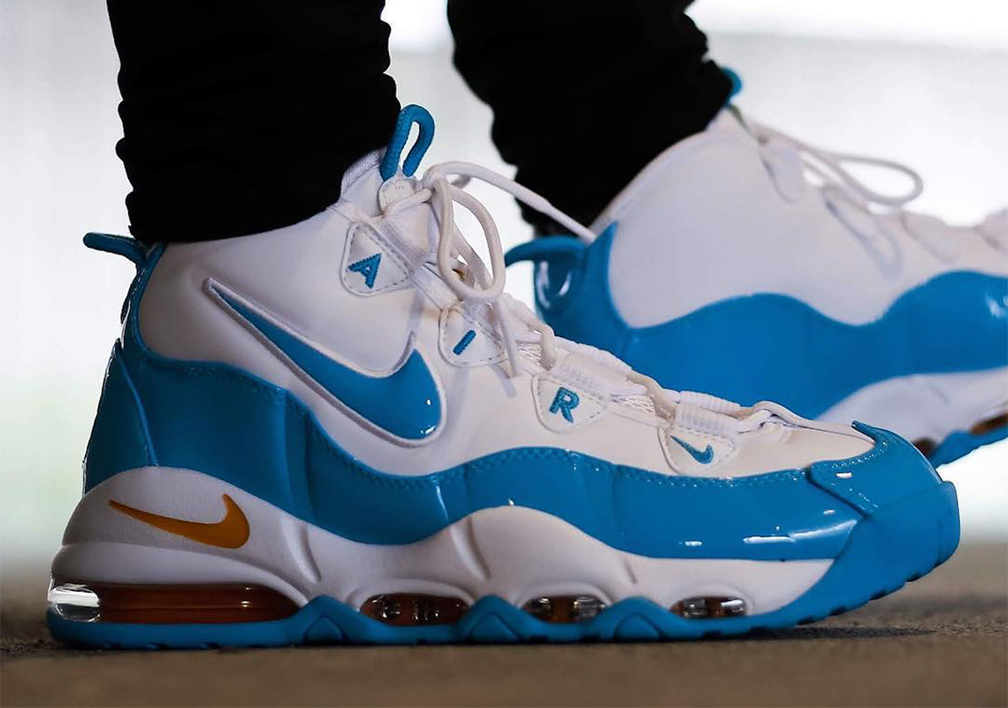 Nike Air Max2 Uptempo 94 As Qs 922931 400 Sneakersnstuff