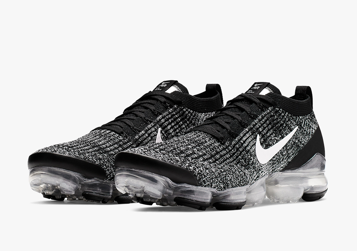 Nike Vapormax Flyknit 30 Oreo Drops Next Week Official Images