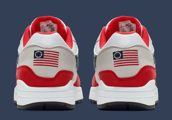 Betsy Ross Racist Flag Shoes