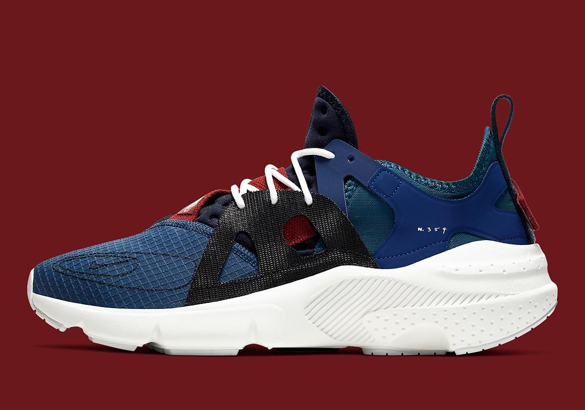 Nike Huarache Type Navy Blue Bq5102 400 Release Info