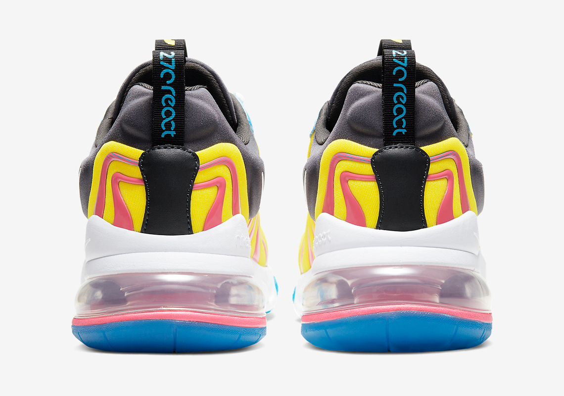 The Nike Air Max 270 React Eng Releases On January 16th Foot Boot