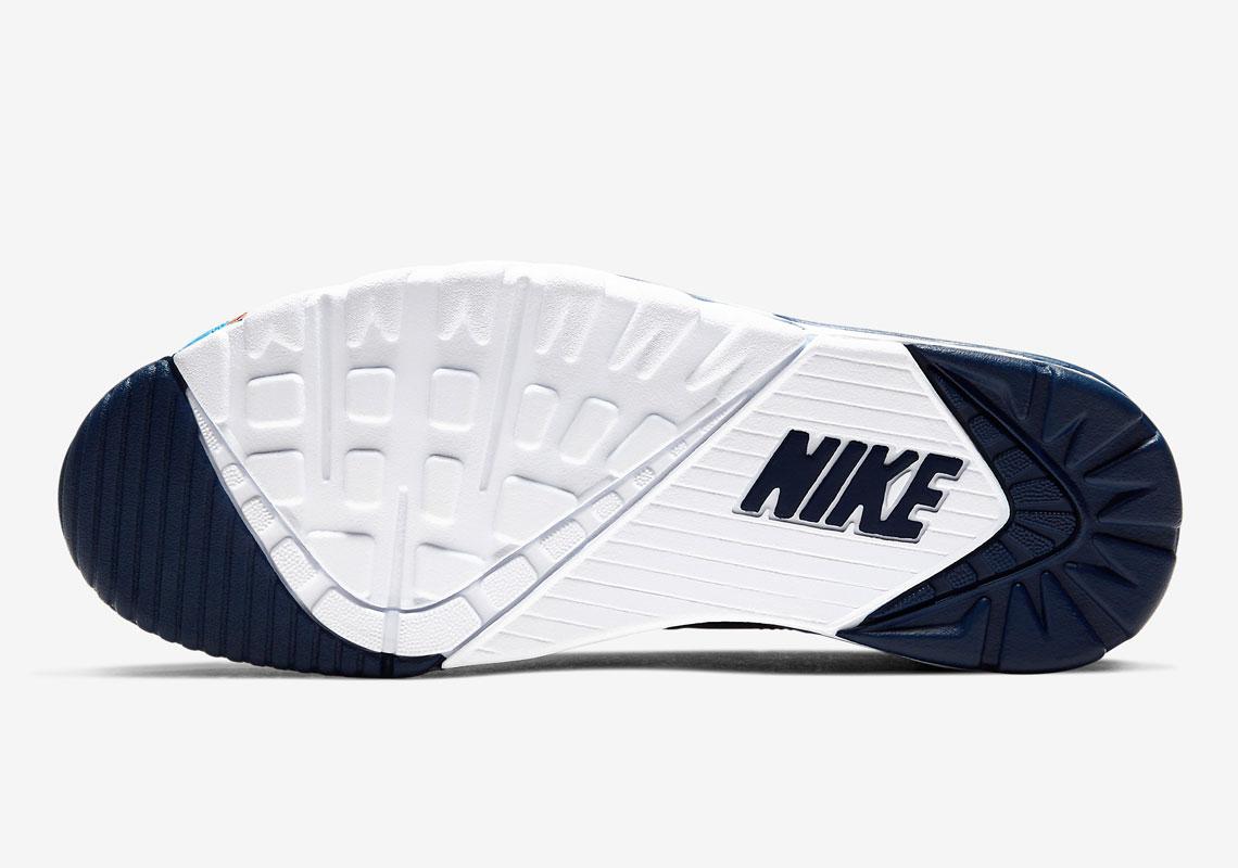 Nike Air Trainer SC High LA Rams CW6023 400 Crumpe