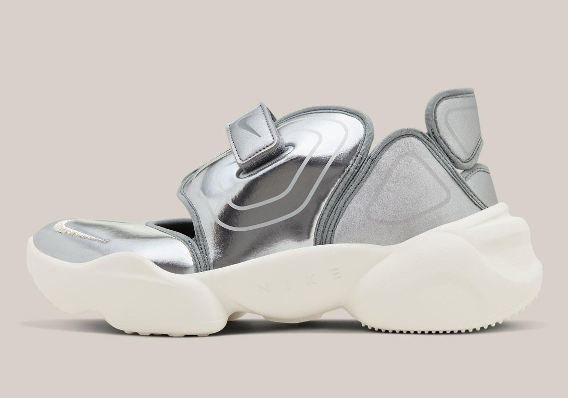 Date de sortie du pack Nike Aqua Rift Metallic Pack Crumpe