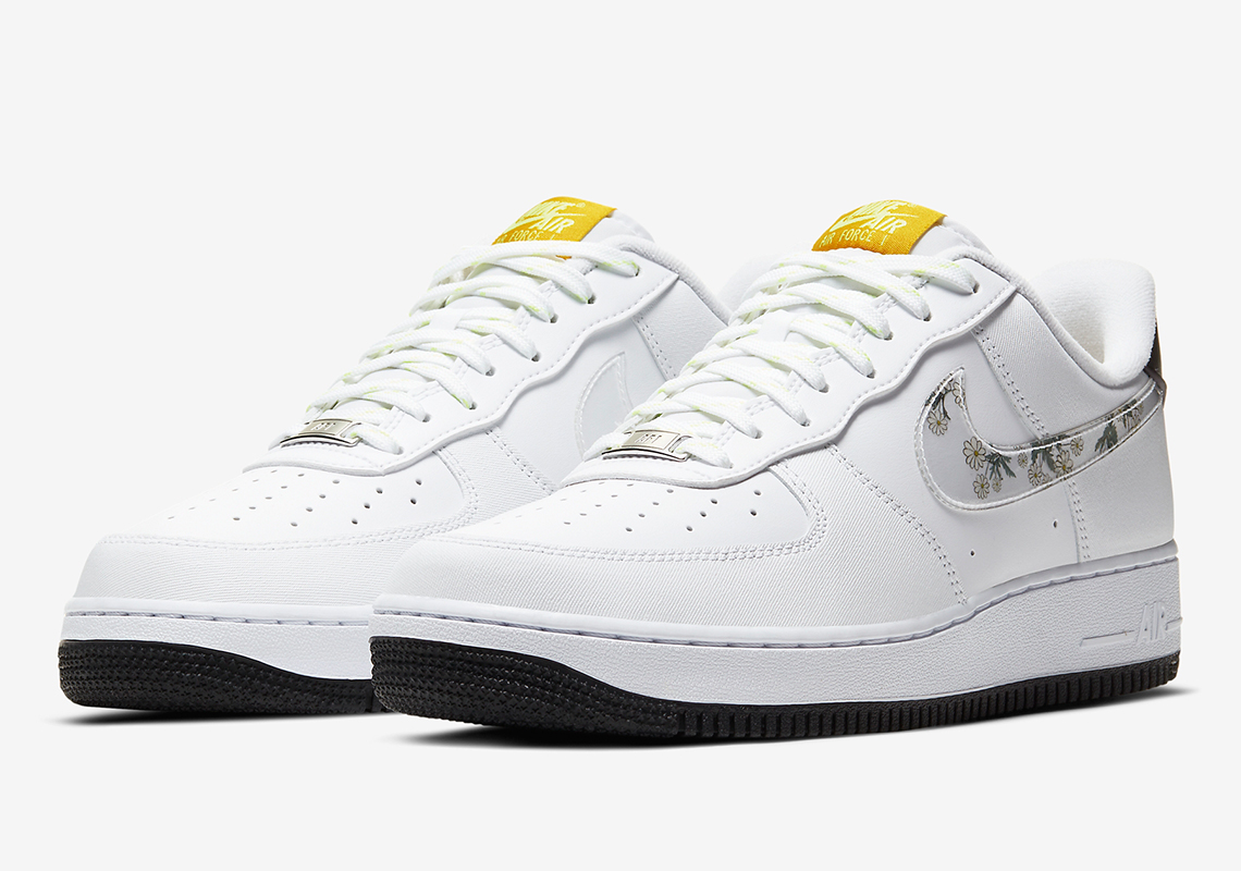 Nike Air Force 1 Low Daisy CW5571-100 - Crumpe