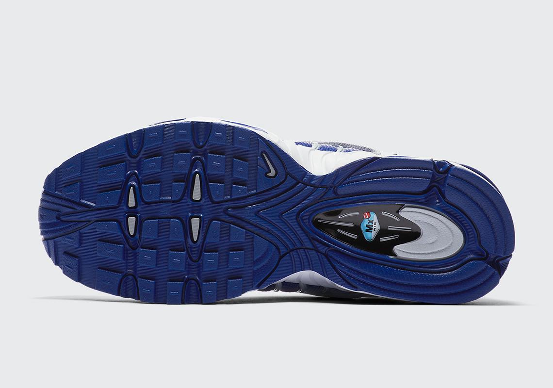 Nike Air Max Tailwind Blanche Marine BQ9810 107 Crumpe
