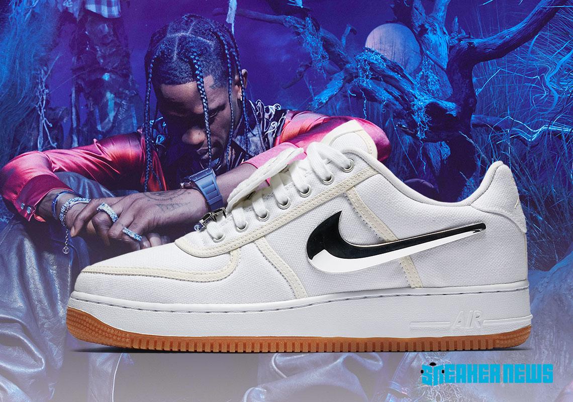 Travis Scott Nike Jordan History Chaussures - Crumpe