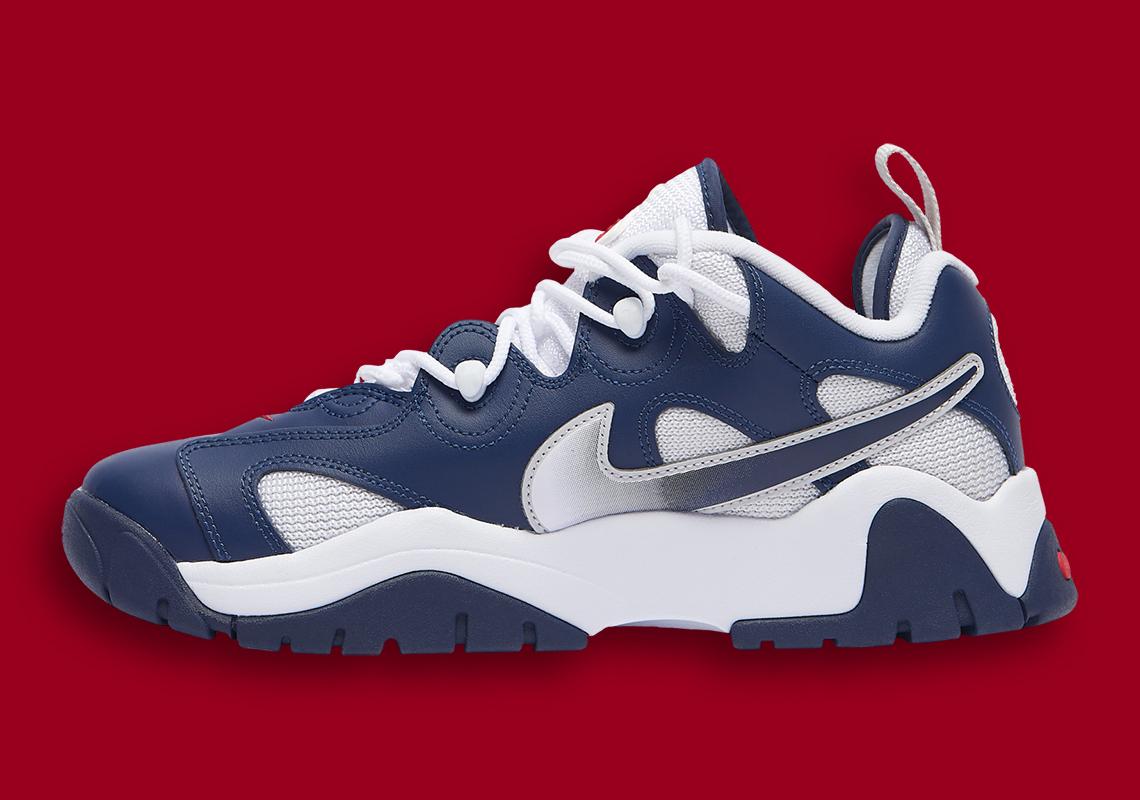 Nike Air Barrage Low USA CN0060 400 Crumpe