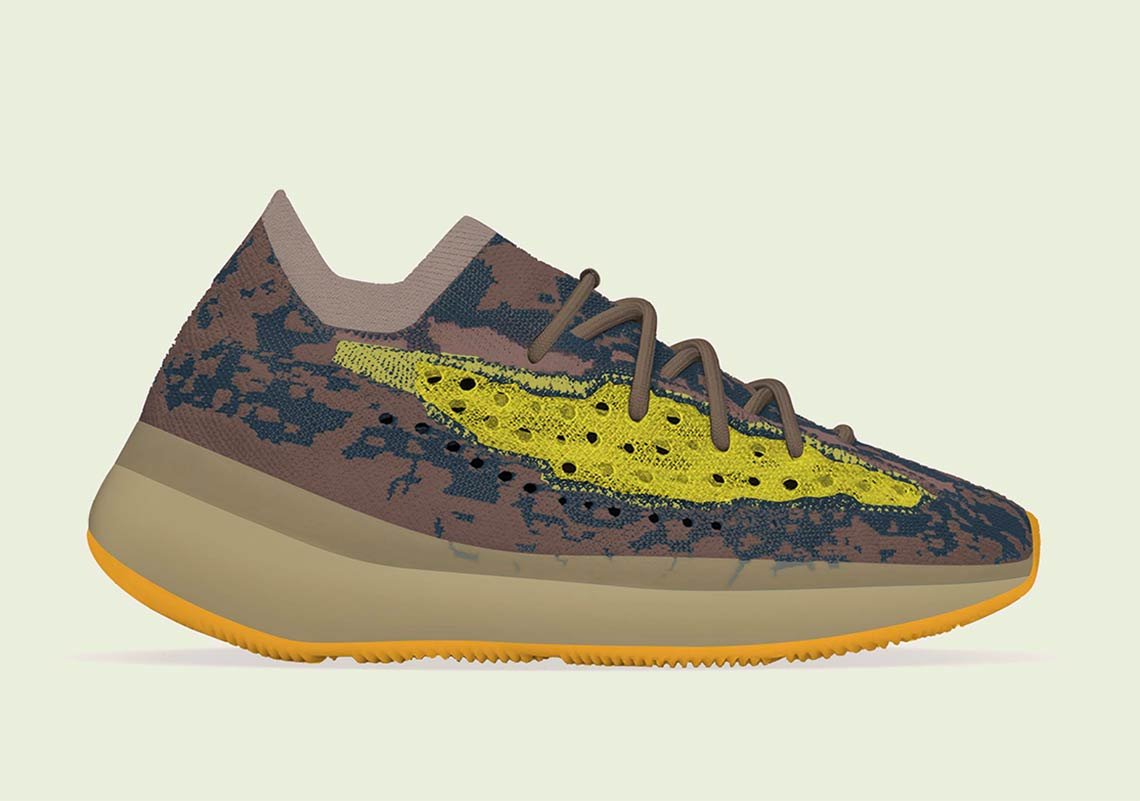 adidas Yeezy Boost 380 LMNTE Release Info Crumpe