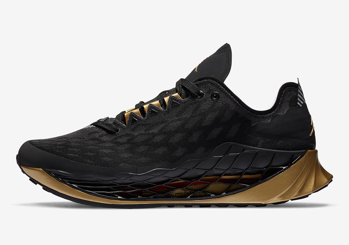 Jordan Trunner Ultimate Black Gold CJ1495 007   SneakerNews