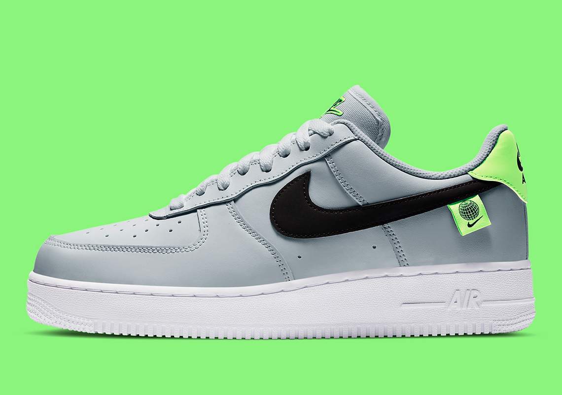 Nike Air Force 1 Low ''Worldwide'' CK7648 002 Sneaker Style