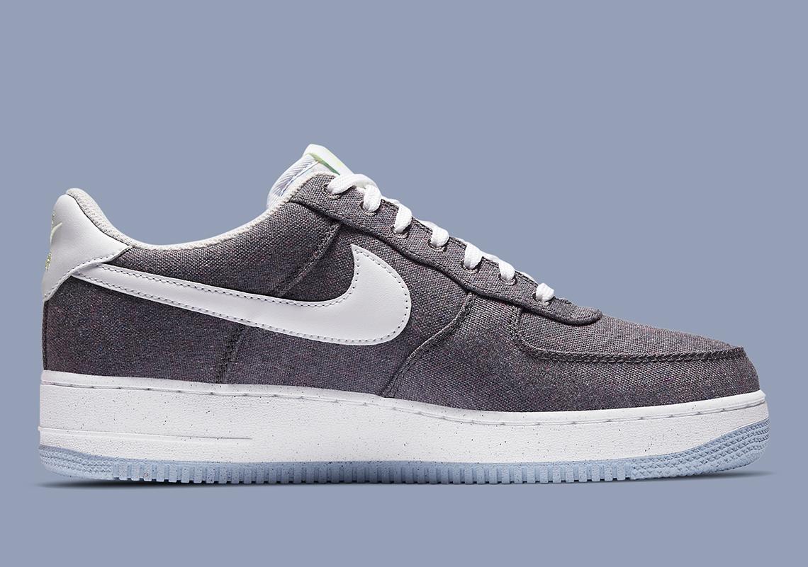 Nike Air Force 1 Iron Grey CN0866 002 Infos de sortie Crumpe