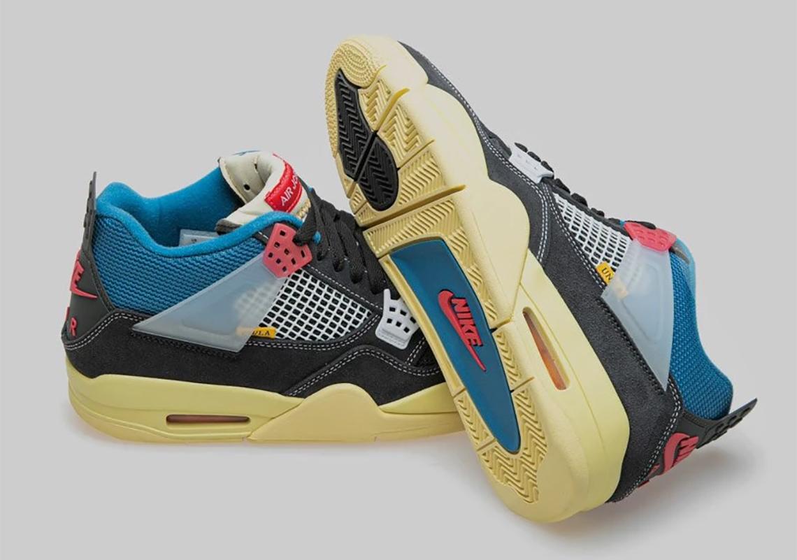 UNION x Jordan Collection