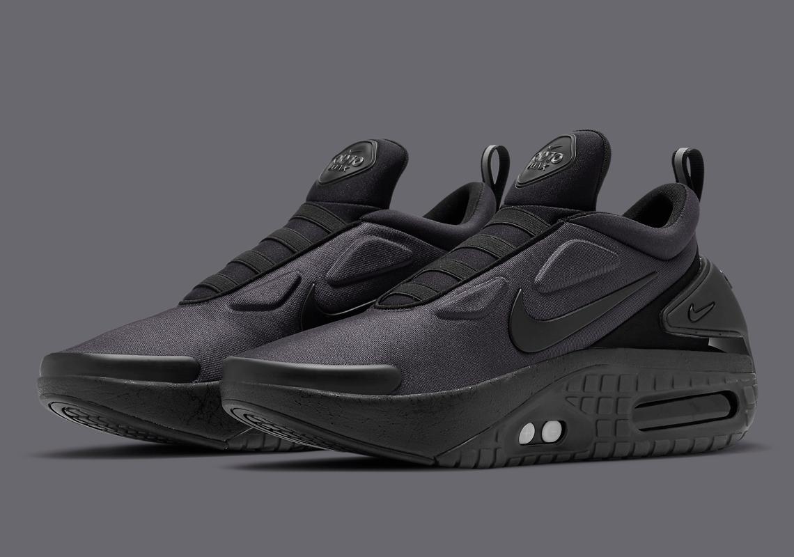 Nike Adapt Auto Max Black CZ6799-002 Release | SneakerNews.com