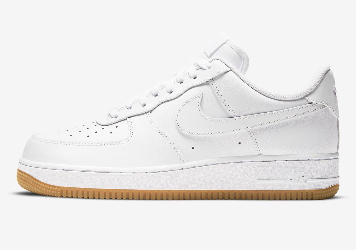 Nike Air Force 1 Low Blanche Gum DJ2739-100 – Crumpe