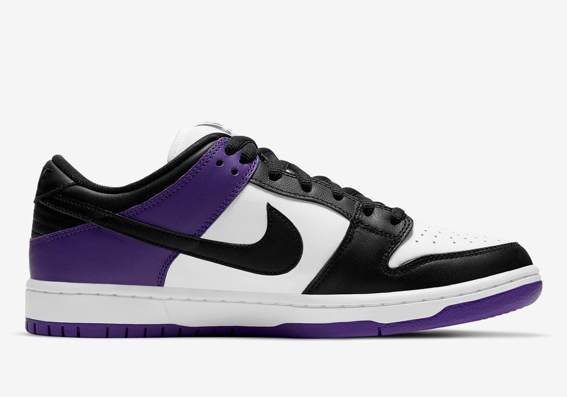 Sortie Nike SB Dunk Low Court Violet BQ6817-500 - Crumpe