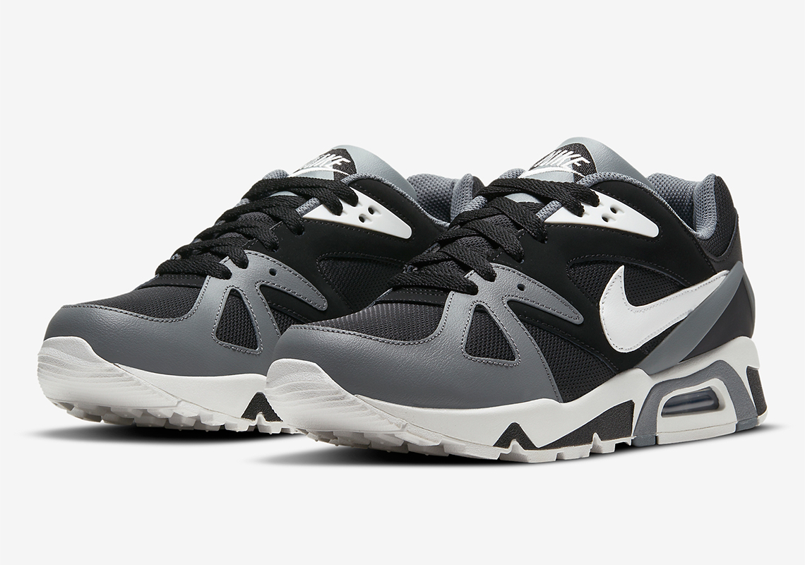 Nike Air Structure Triax 91 Black Grey White DB1549-001 | SneakerNews.com