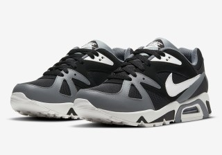 Nike Air Structure 'Black / Grey' 0.00 Free Shipping