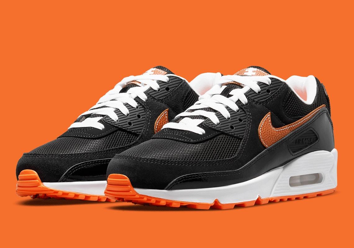 Nike Air Max 90 Noir Football DJ5981-001 Sortie - Crumpe
