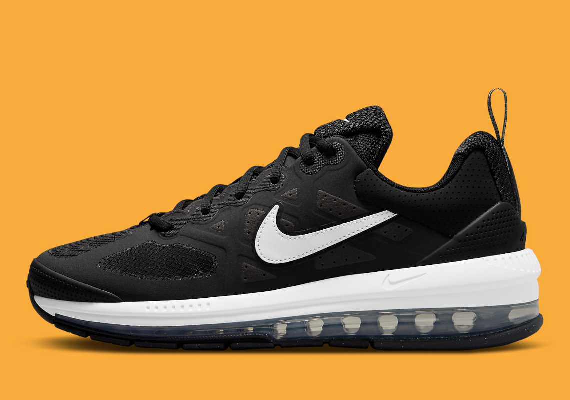 Nike Air Max Genome Noir Blanche CW1648-003 – Crumpe
