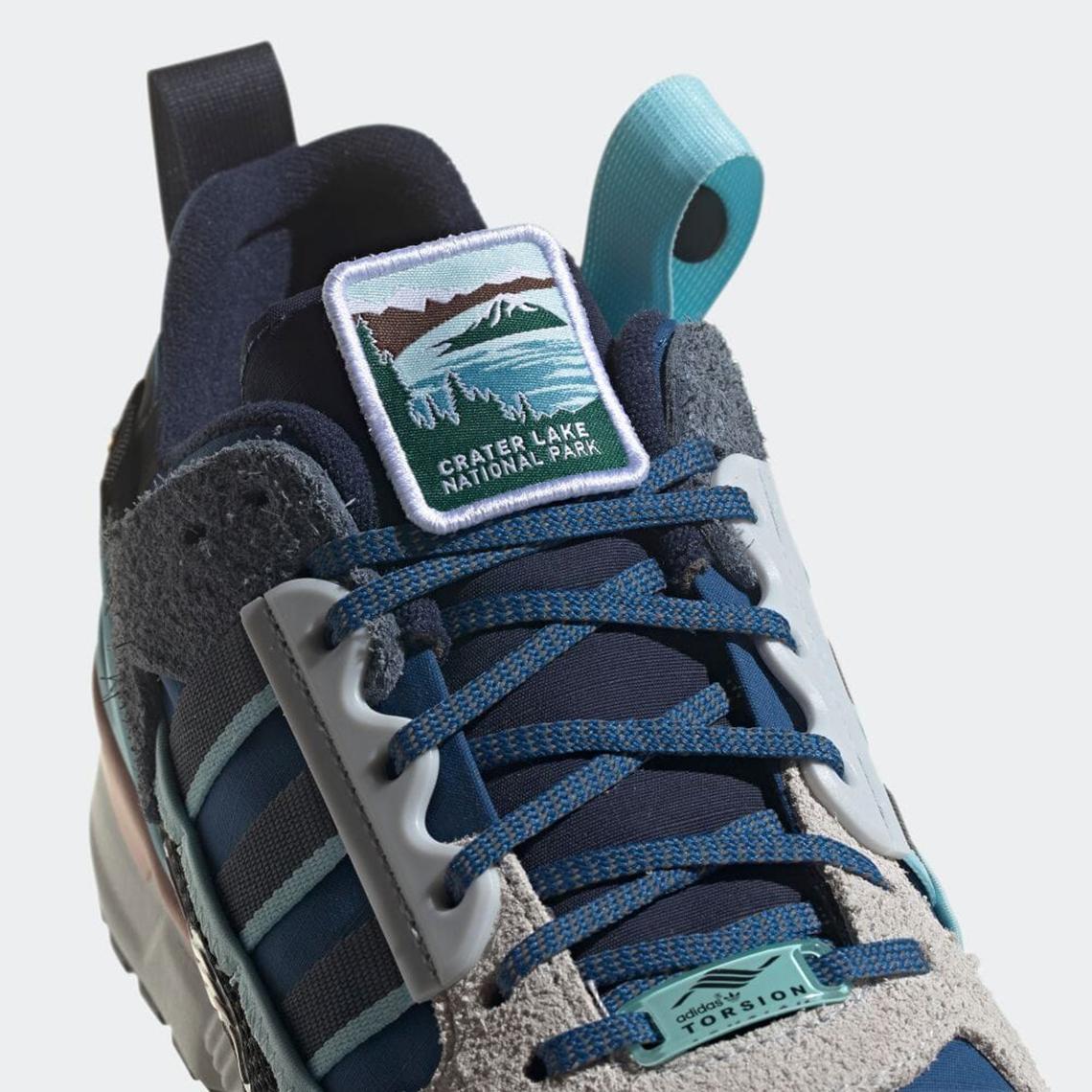 adidas ZX 10.000C Fondation du parc national FY5173 – Crumpe