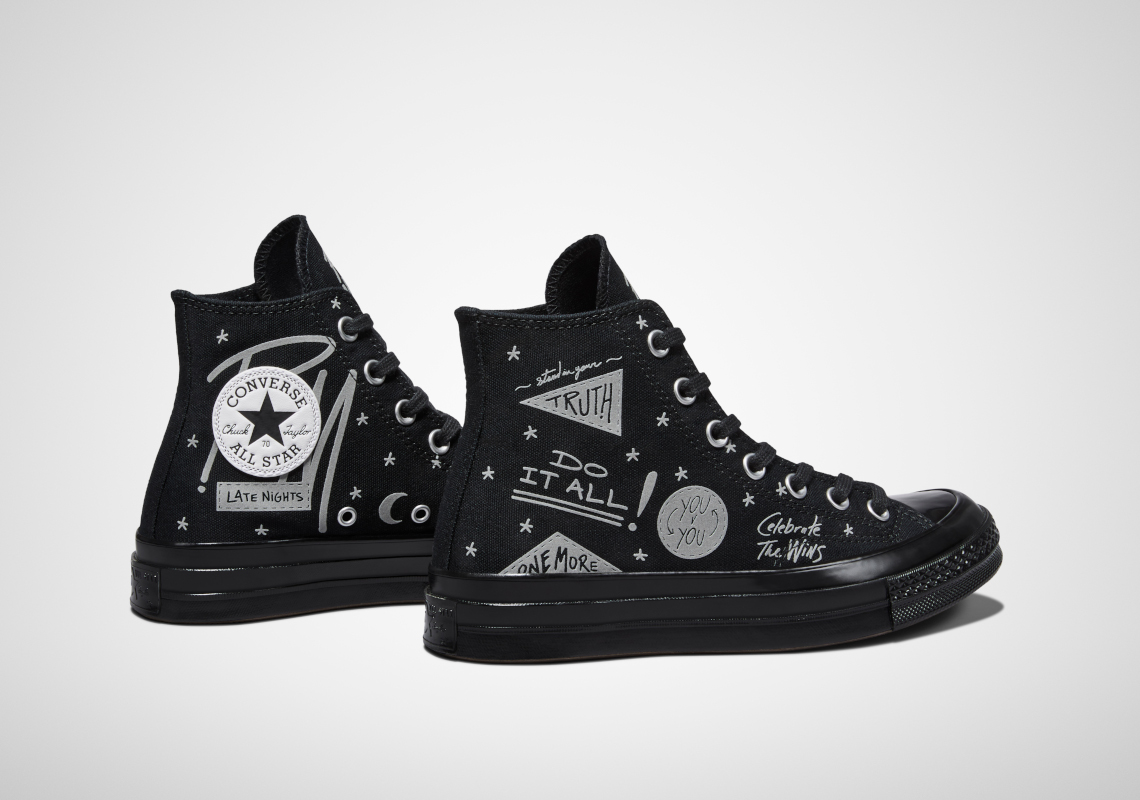 Issa Rae Converse Chuck 70 By You Collection – Crumpe