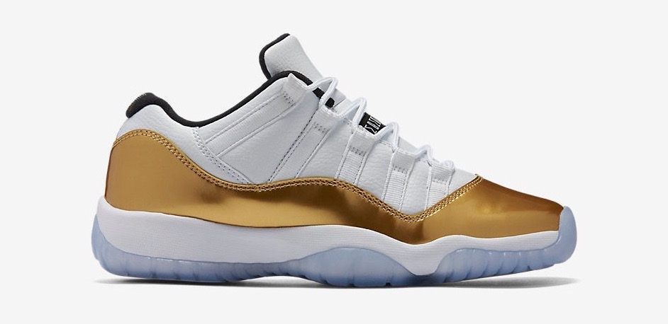 white-gold-air-jordan-11-low-gs-2