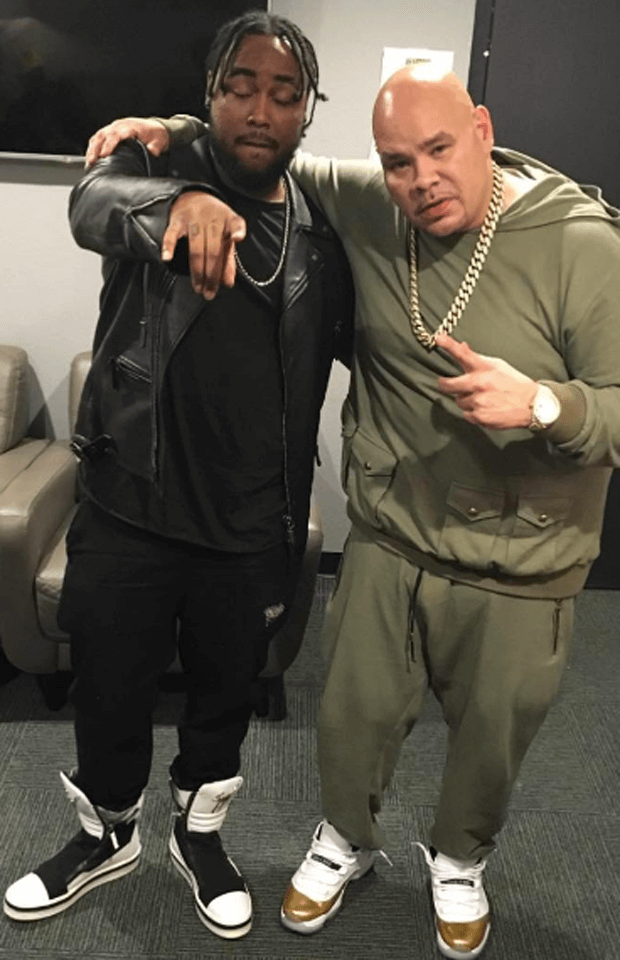 fat-joe-air-jordan-11-low-gold