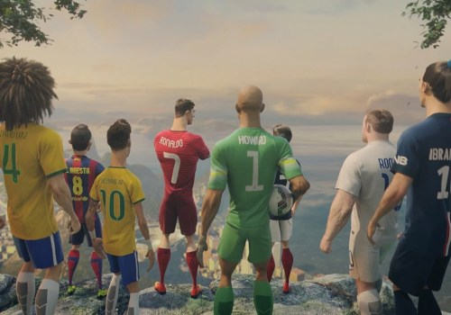 Nike The Final Game – Vídeo