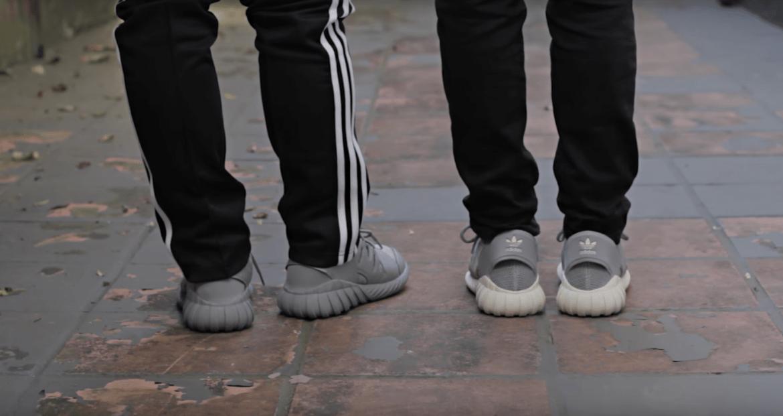 Adidas Tubular Doom Pk On Feet