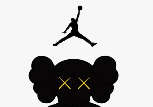 É Bom Se Preparar: Tem Parceria Jordan Brand X KAWS A Caminho