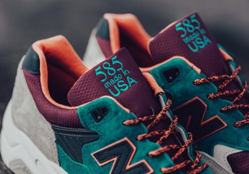 New Balance 585AIL 'Made In USA'