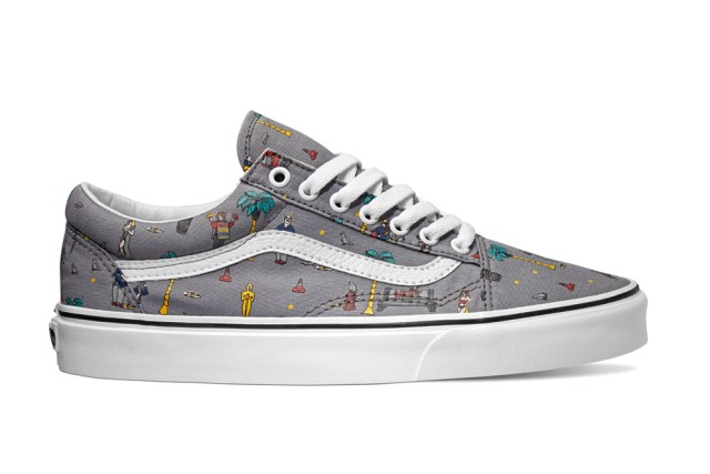 Vans Old Skool_Party Train_ the stars-gray_VN0A38G1MW6_R$349,99