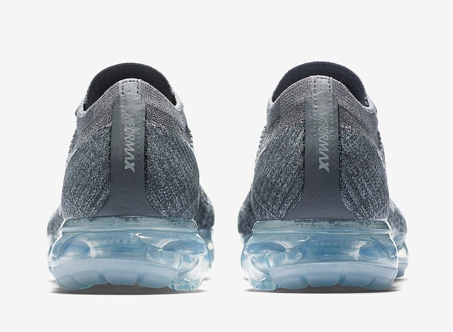 Diferentes Tons De Cinza Chegam Ao Nike Air Vapormax