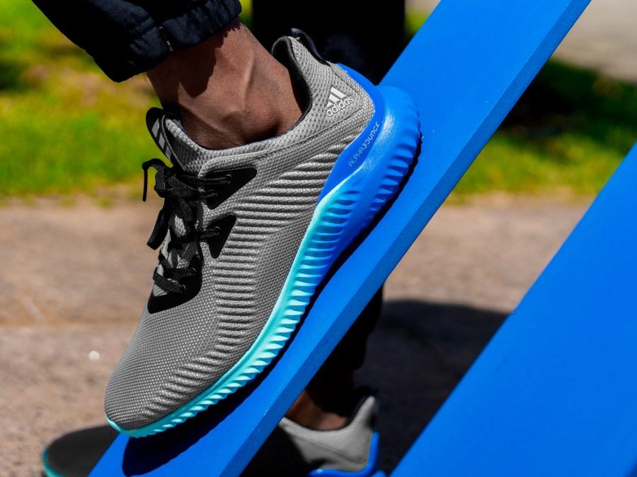 adidas E SneakersBR Apresentam O Novo AlphaBOUNCE Em Editorial Exclusivo