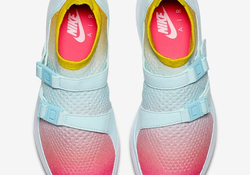 Um Degradê De Tons Pastel Invade O Cabedal Do Novo Sock Racer Flyknit
