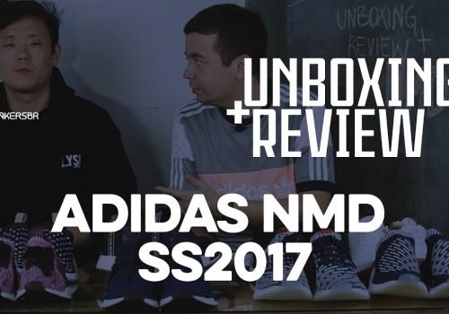 Com Direito A Unboxing E Review, Uma Nova Leva De NMD Chega Por Aqui Nessa Semana
