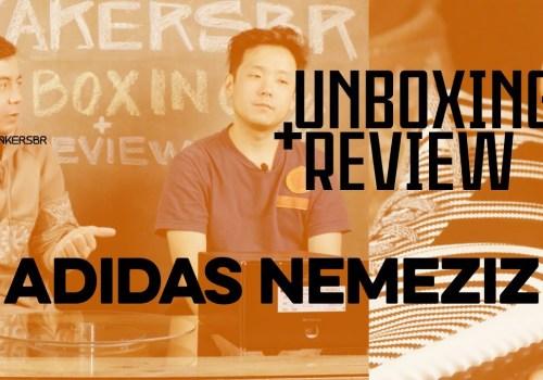 Fizemos Um Unboxing+Review De Alguns Integrantes Da Família adidas Nemeziz
