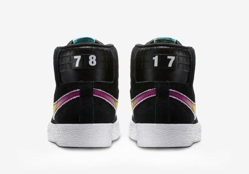Nike SB Blazer Mid '78-17′