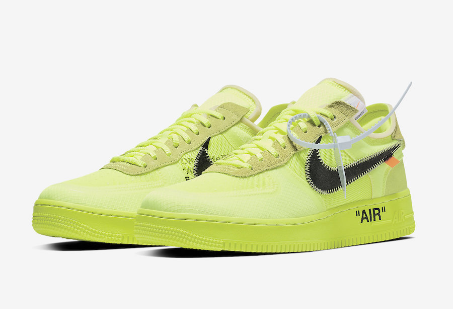 Release Date: Off-White x Nike Air