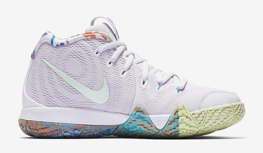 Release Date: Nike Kyrie 4 '90s
