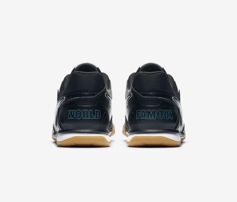 newest 1cae2 602b8 Release Date  Supreme x Nike SB Gato  Black Real Teal