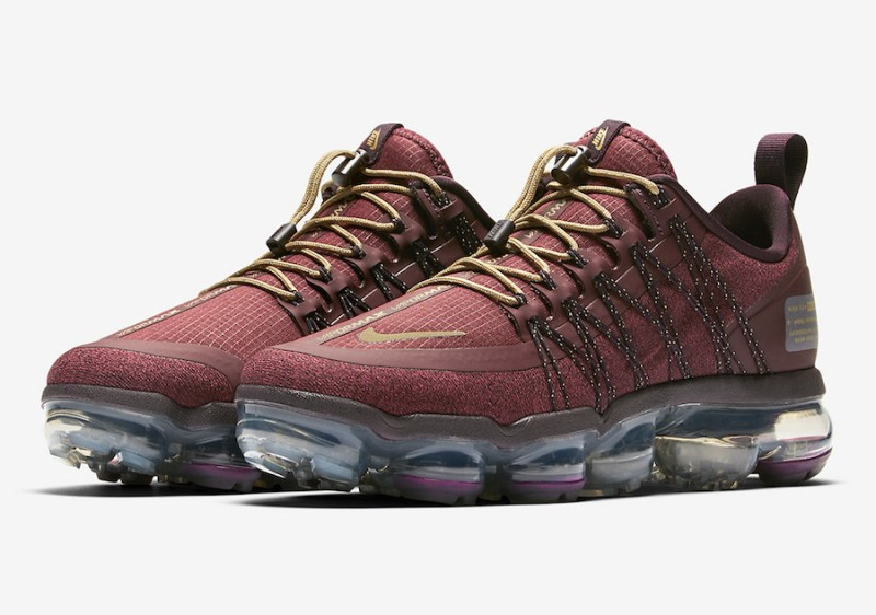 0b9cf2e764d The Nike Women s Air VaporMax Run Utility  Burgundy Crush  is set to  release on November 1