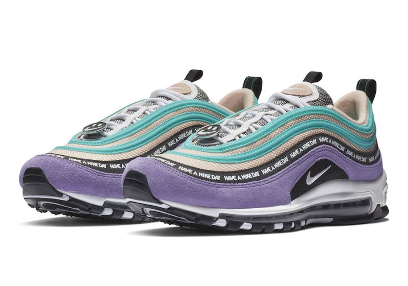 brand new b56ed 9edc7 Release Date: Nike Air Max 97 'Have a Nike Day'