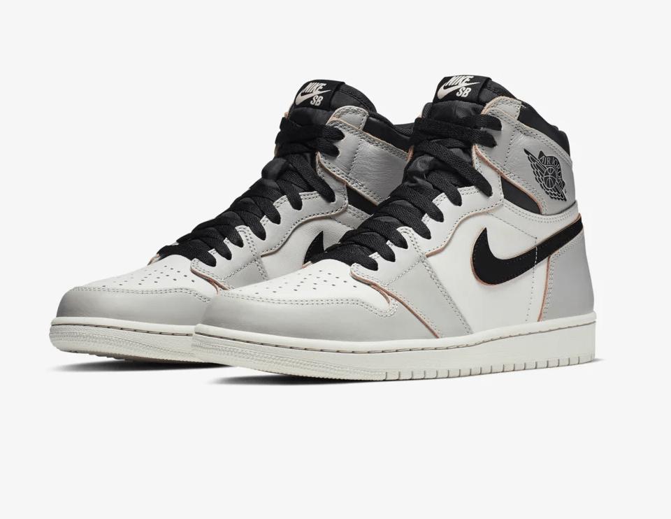 Release Date: Nike SB x Air Jordan 1