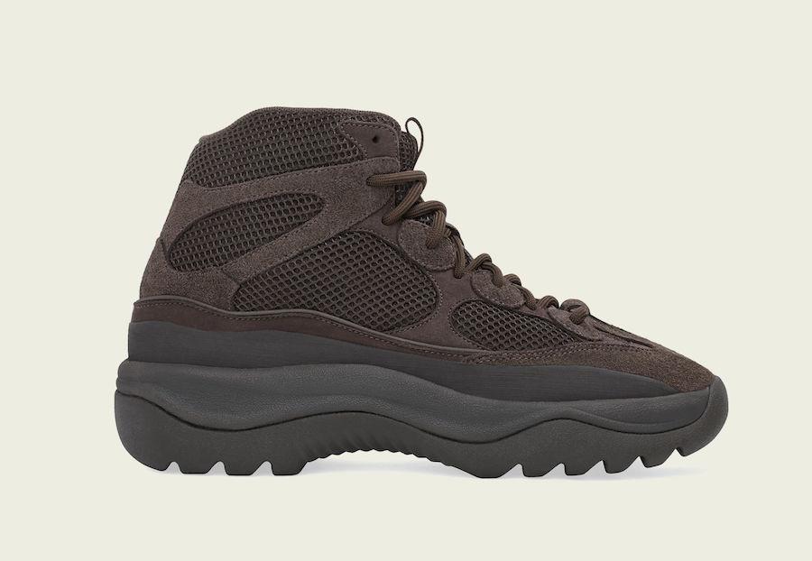 Release Date: adidas Yeezy Desert Boot 'Oil'