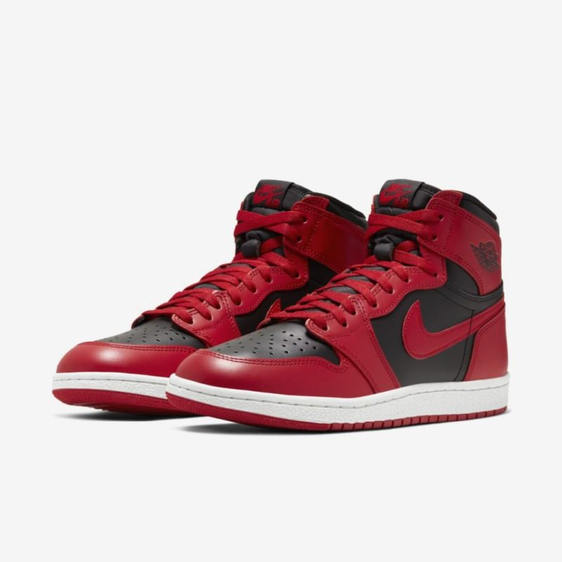 Air Jordan 1 High 85 Varsity Red/Black