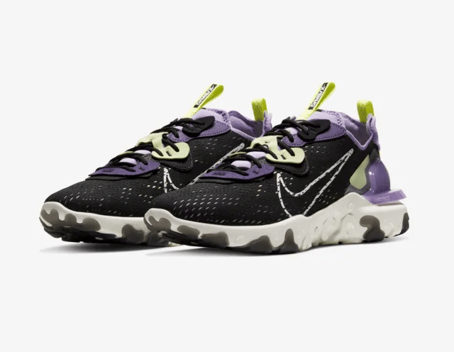 Nike React Vision Gravity Purple